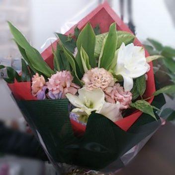 お祝い花束(1)