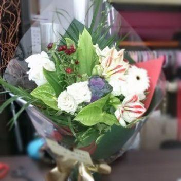 お祝い花束(2)